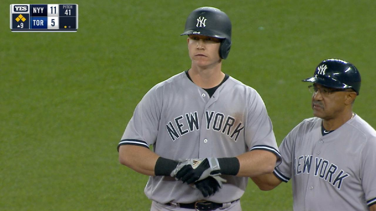 Cooper's four-hit game