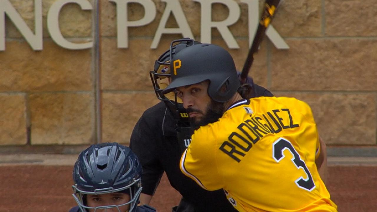 Rodriguez has new outlook back in Pittsburgh