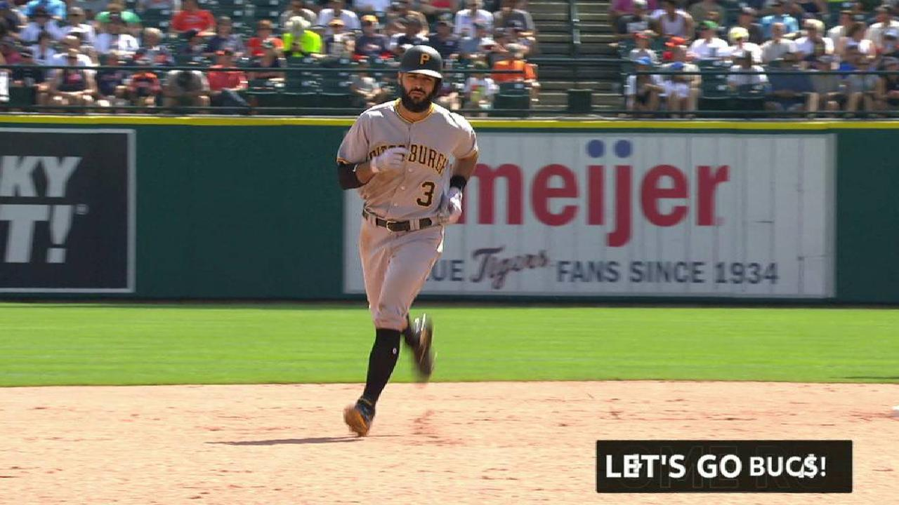Rodriguez's solo homer