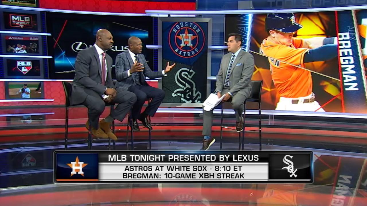 Astros' slide hardly cause for concern