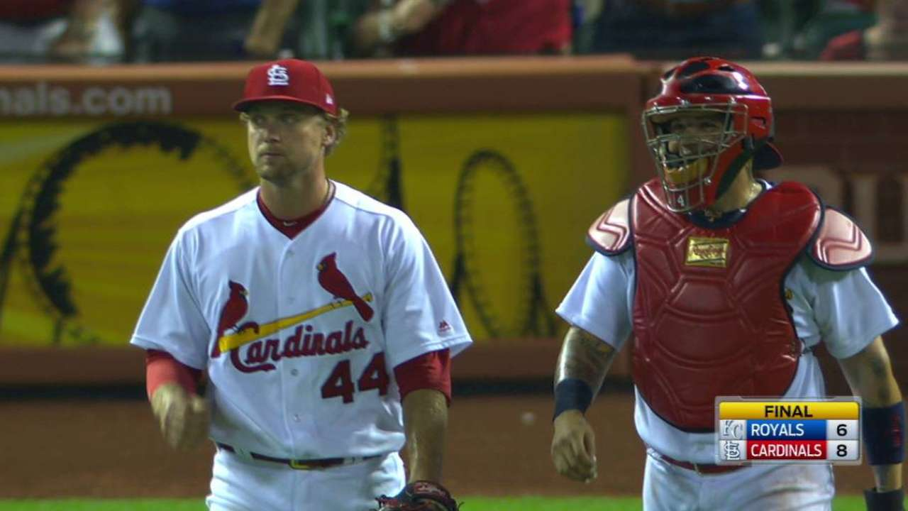 Rosenthal key factor in Cards' recent success