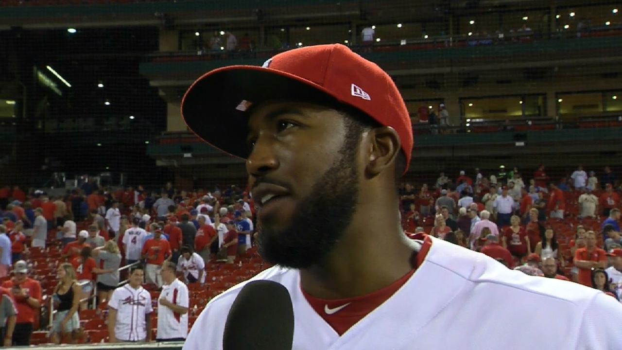 Fowler on big game vs. Royals