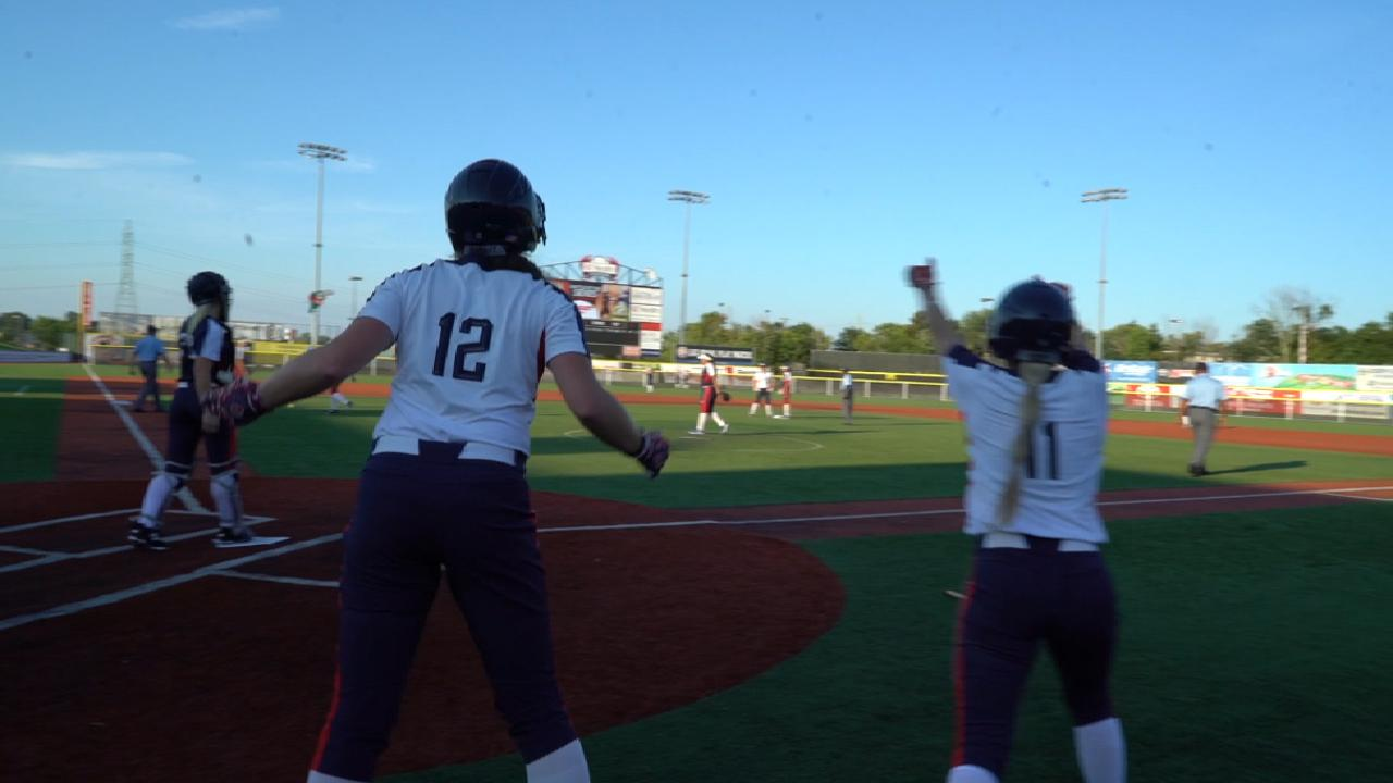 USA Junior team puts on exhibition for RBI teams