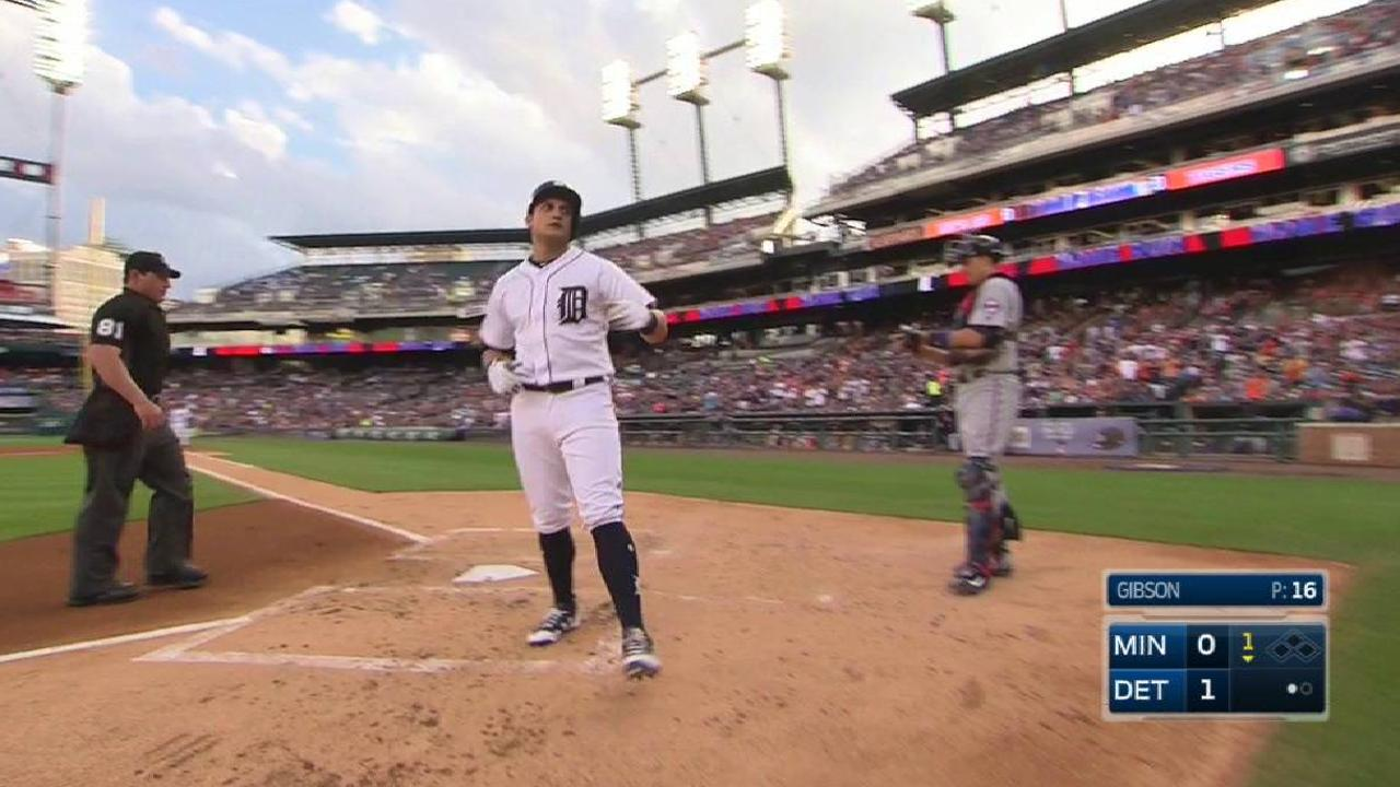 Tigers denied after key Twins homers