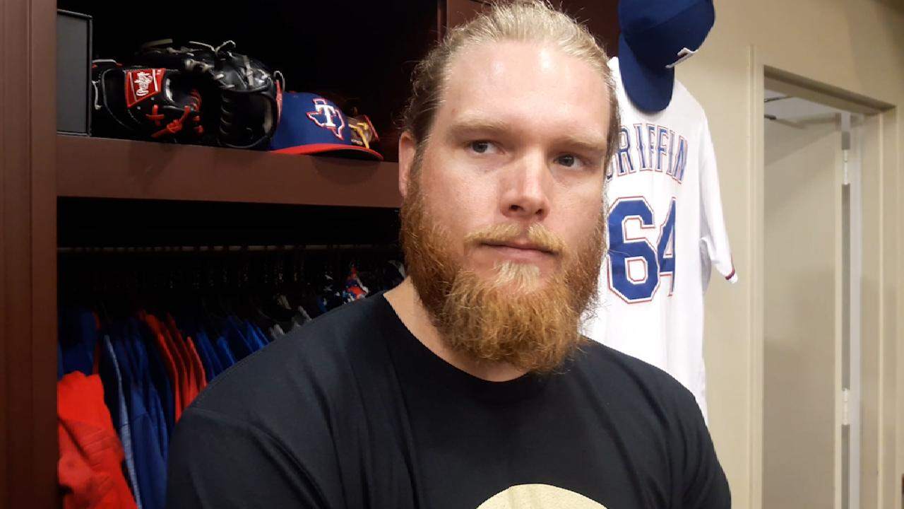 Griffin's Players Weekend name hair-raising