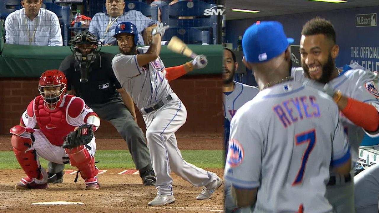 Must C: Rosario's first homer