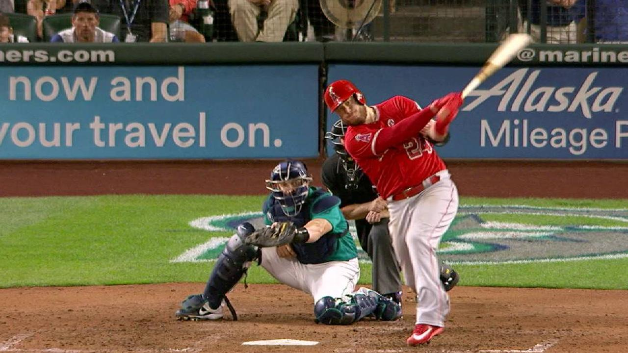 Cron singles in Trout