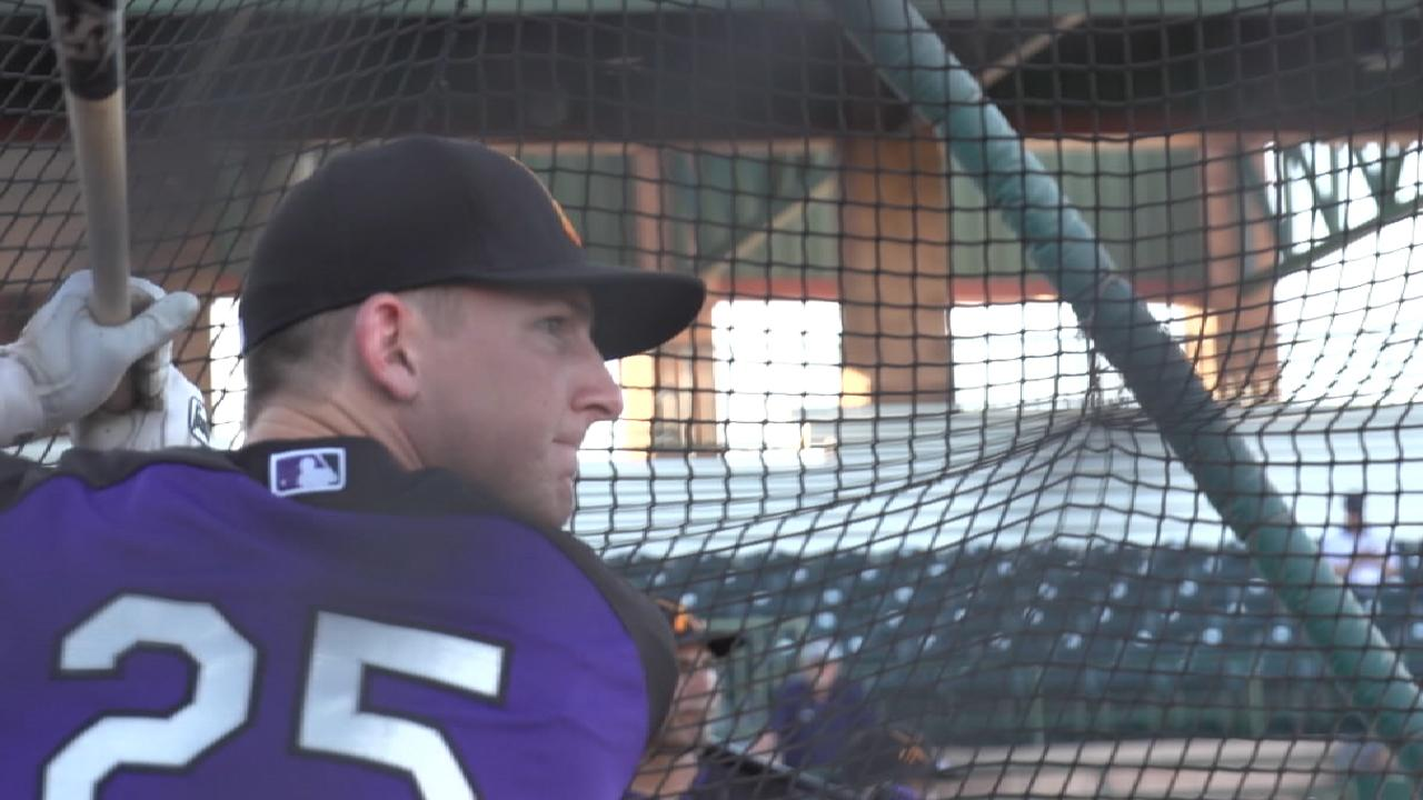 What to expect from Rockies' McMahon in big leagues