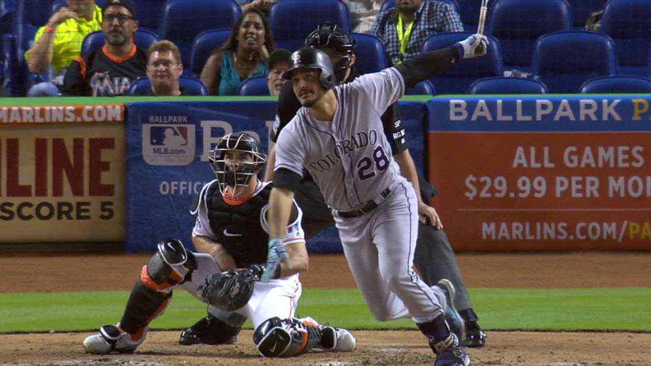 Leader Watch: Arenado setting historic RBI pace