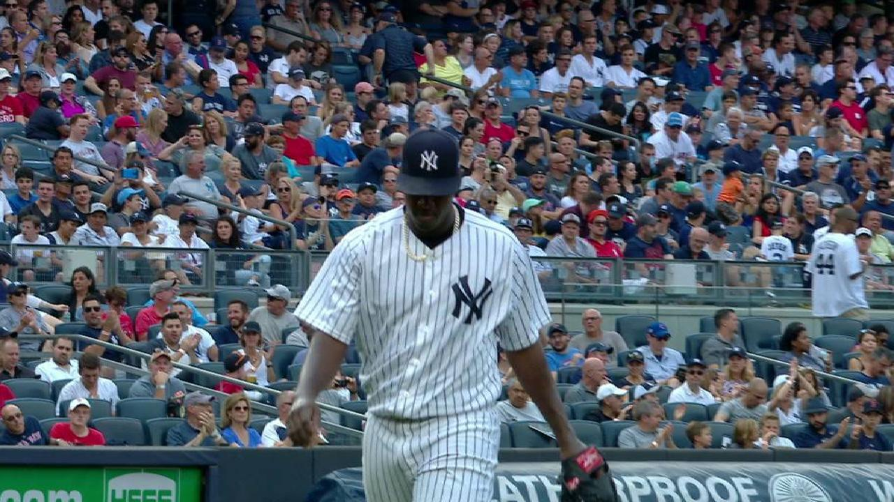 Severino vows to 'keep working' after poor start