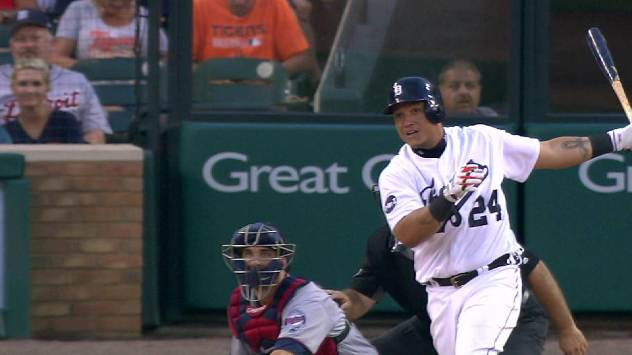 Miggy day to day with lower back tightness