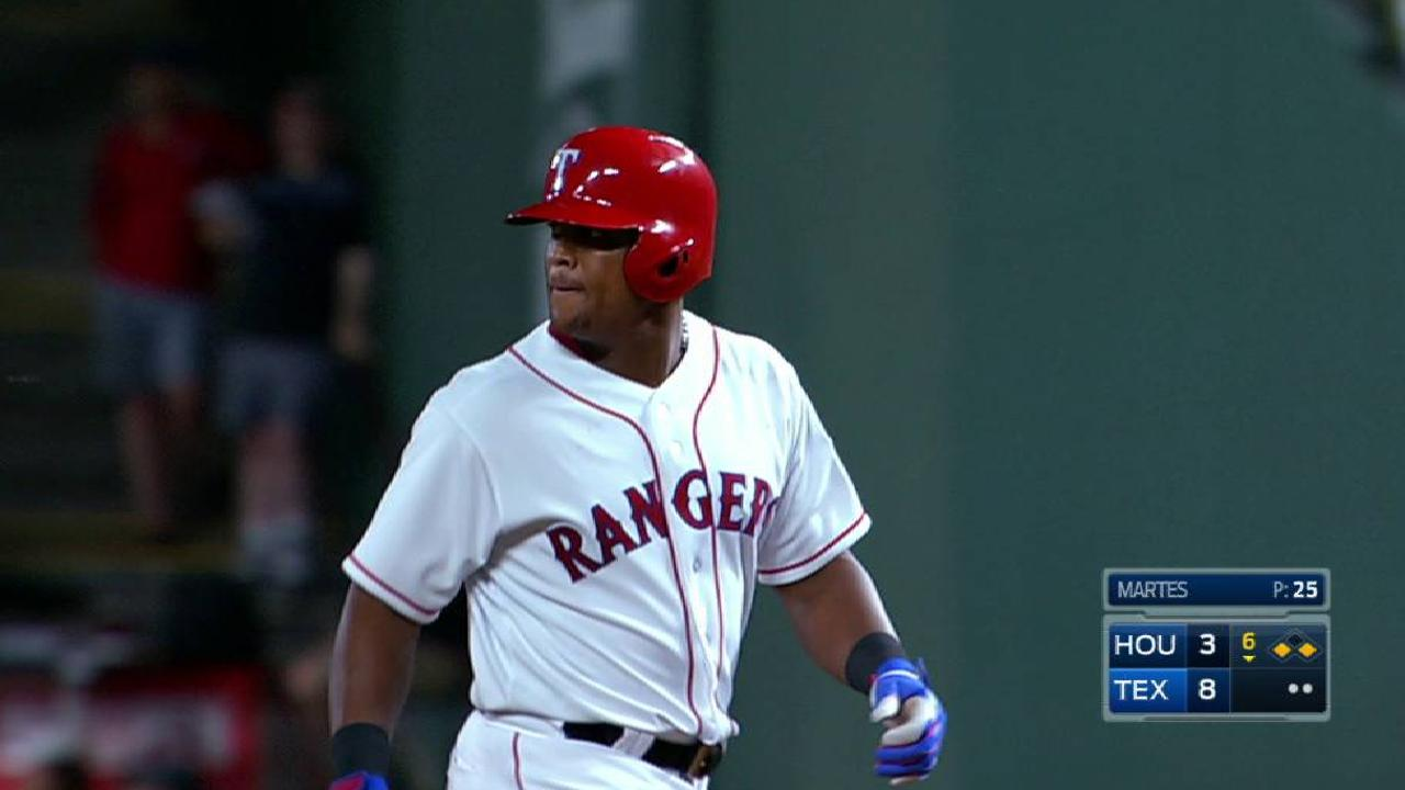 Beltre's two-run single
