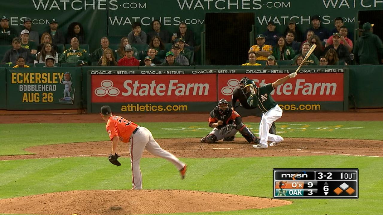 Bundy's 10 K's in 10 seconds