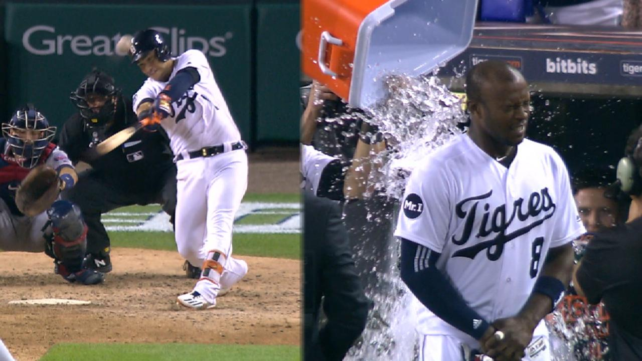 Upton's walk-off HR caps big rally over Twins