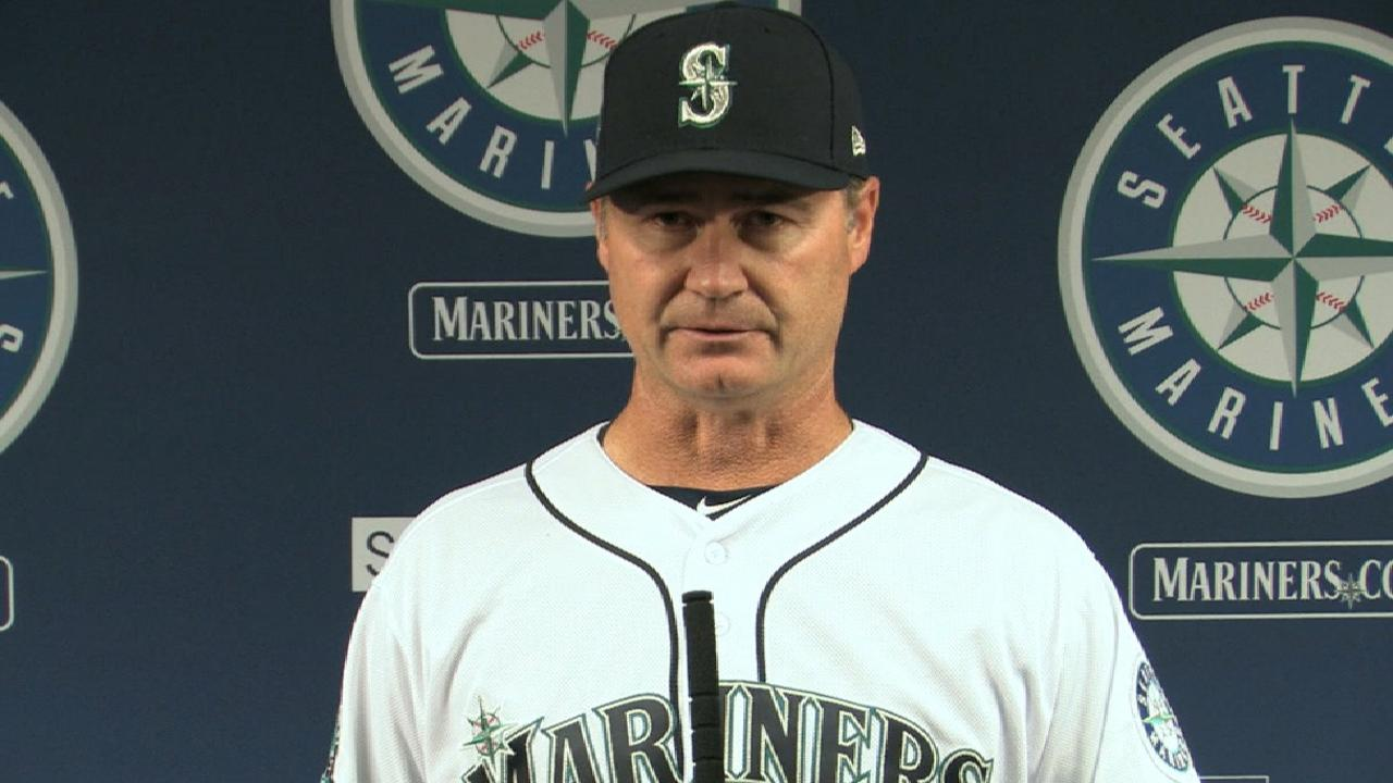 Servais discusses ceremony, loss
