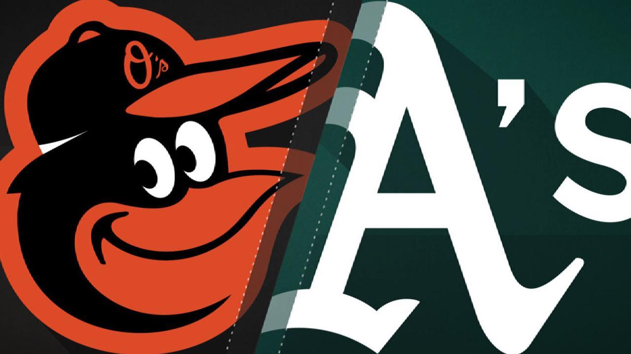8/12/17: Los Orioles tomaron vuelo en una primera entrada de siete carreras