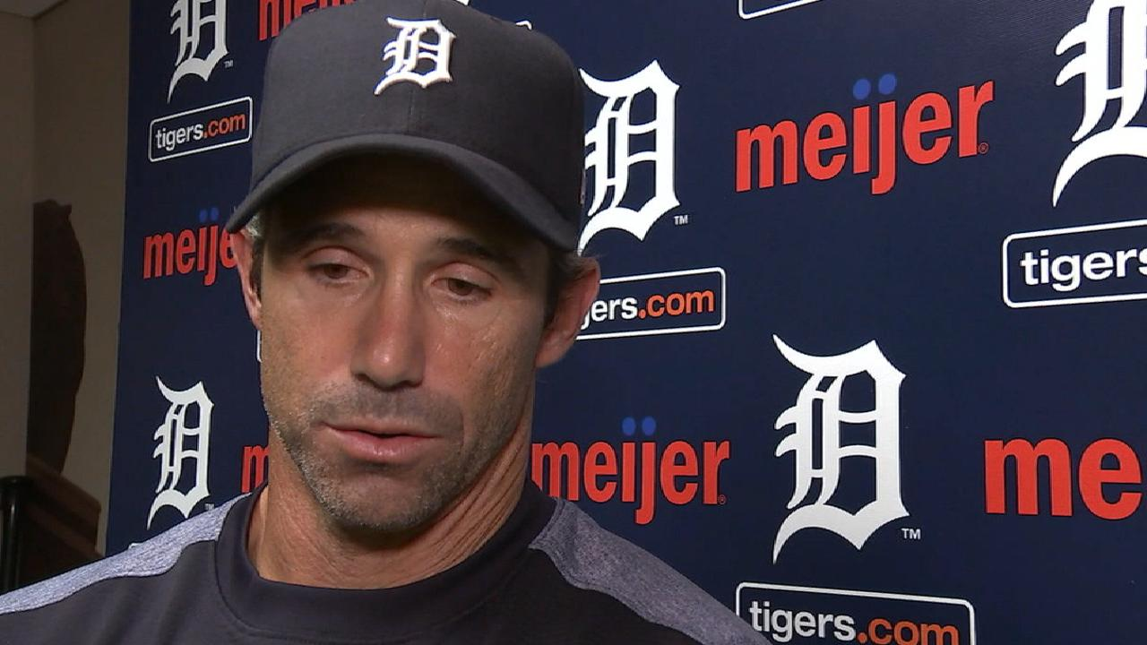 Tigers send Rondon down to find consistency