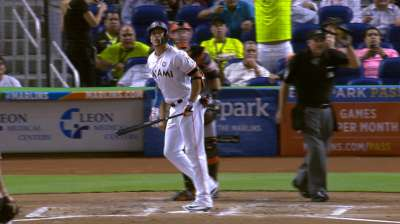 Shorter Swing Leads to Home Run Boost for Giancarlo Stanton