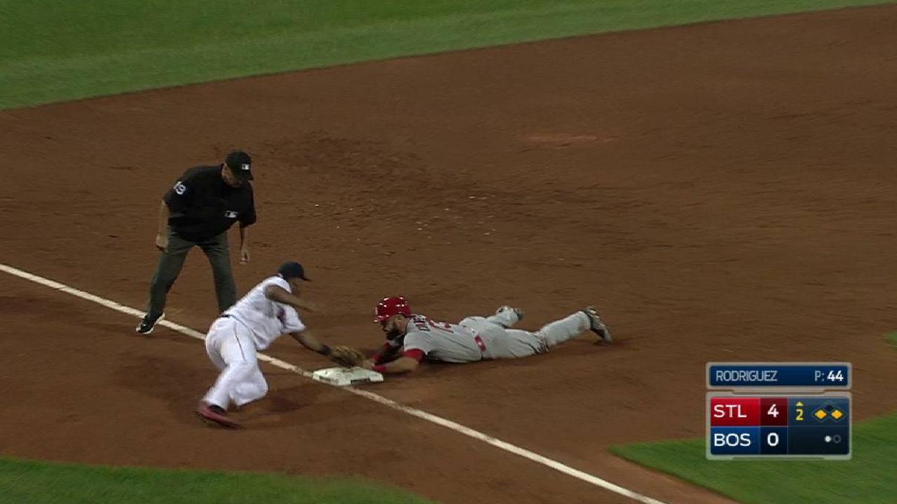 Carpenter's RBI base knock