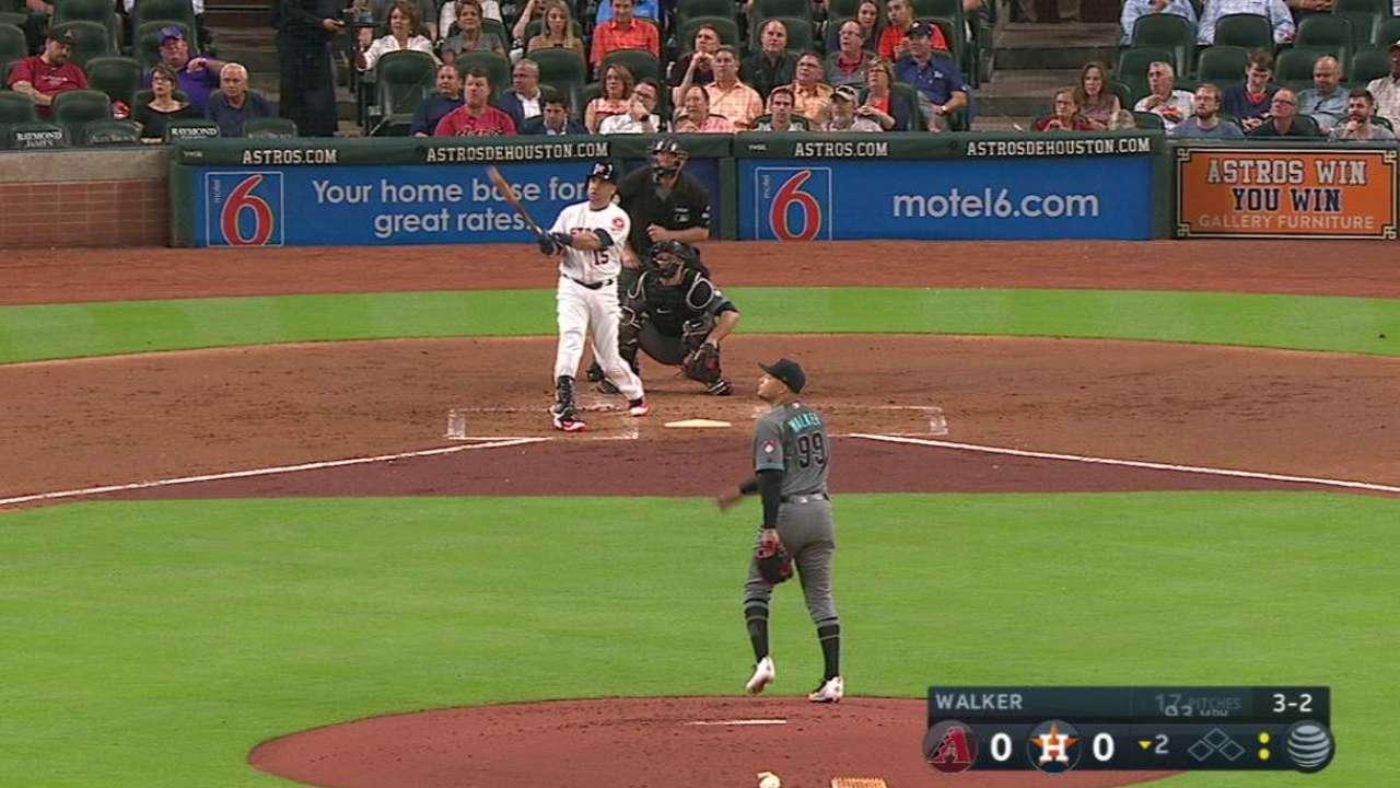 Beltrán y Morton encabezan victoria de Astros sobre D-backs