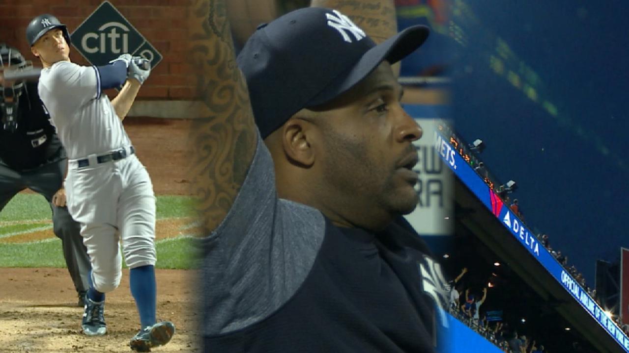 Yankees superan a Mets detrás de Judge y Gregorius