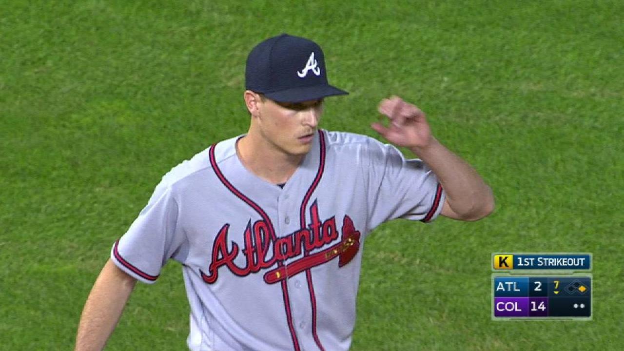 Prospect Fried joins Braves among moves