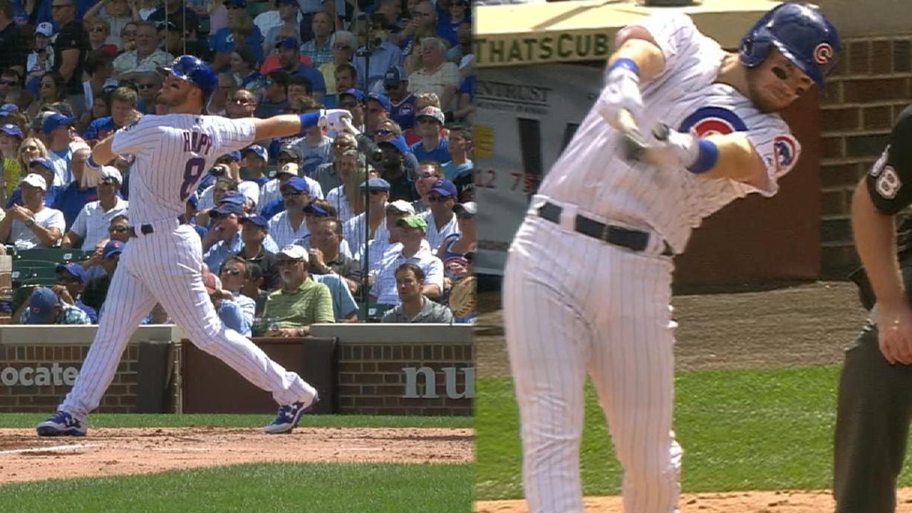 Happ's two-homer day