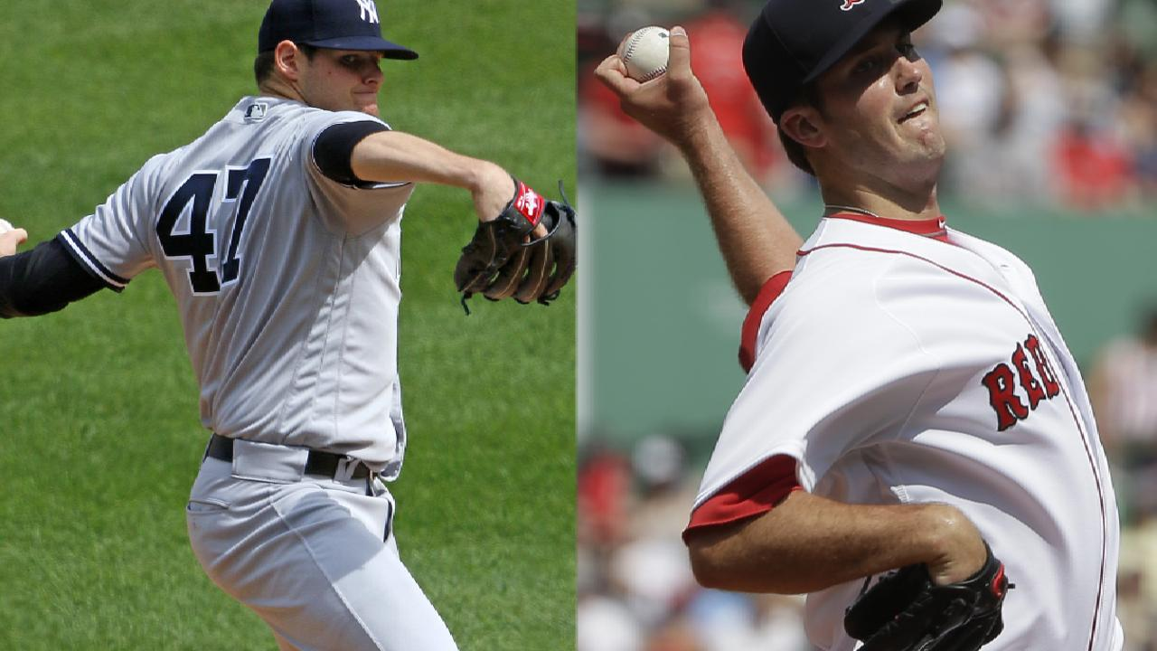Sox-Yanks rivalry, battle for 1st shift to Fenway