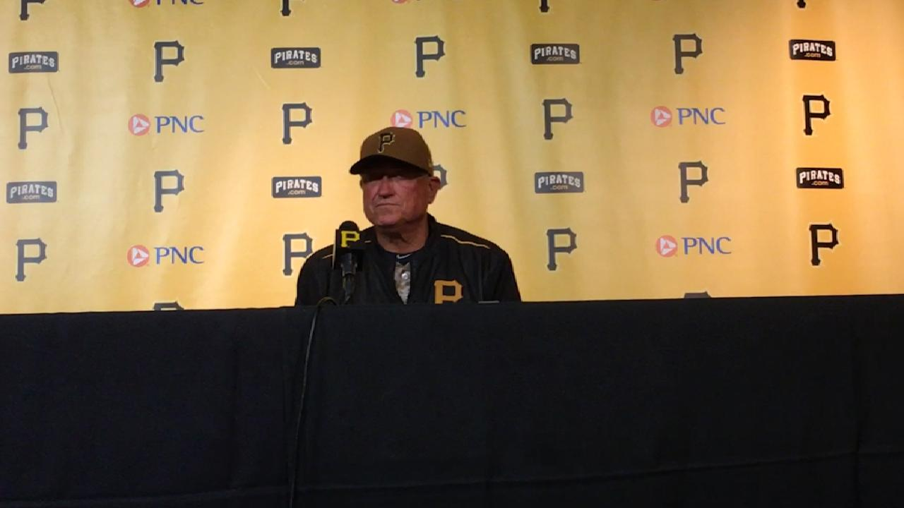 Consistency eluding Pirates in Central chase
