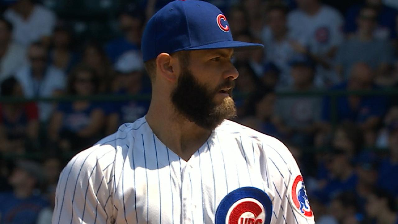 Arrieta's strong outing
