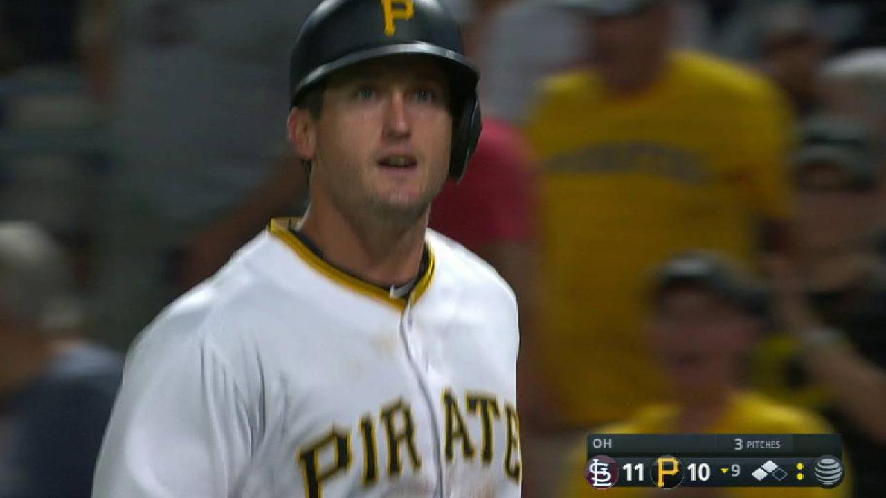 Freese's sac fly in 9th