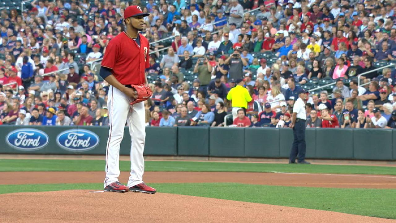 Surging Santana set to take on White Sox