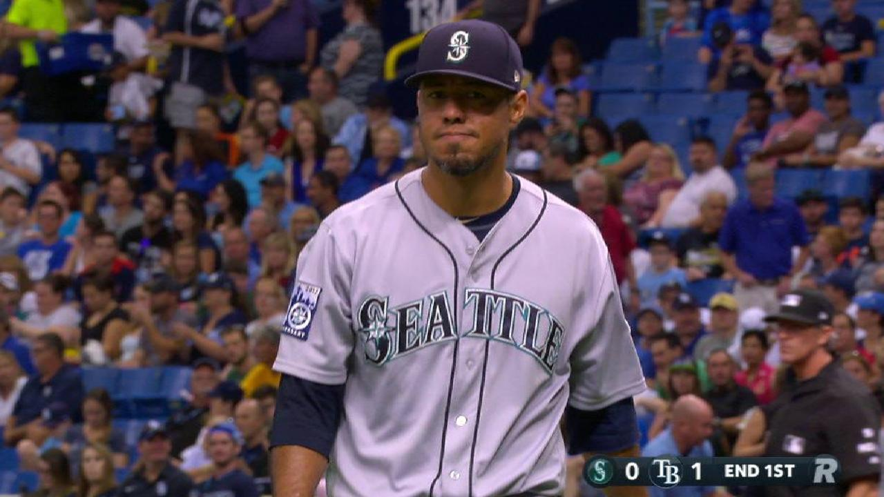 Bats go quiet as Mariners lose WC ground