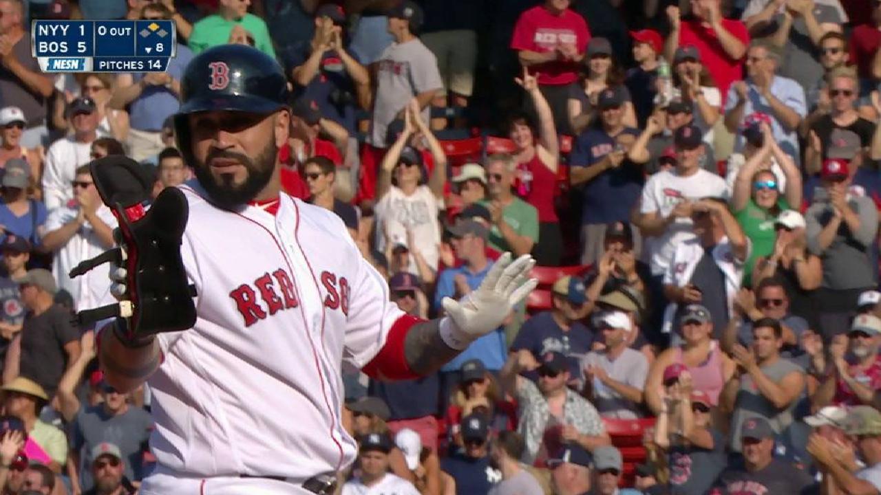 Medias Rojas extienden ventaja en la división con triunfo ante Yankees