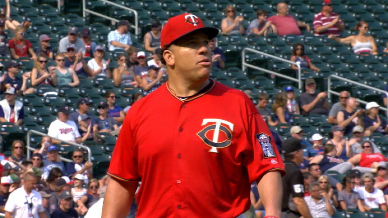 Colon's six-strikeout start