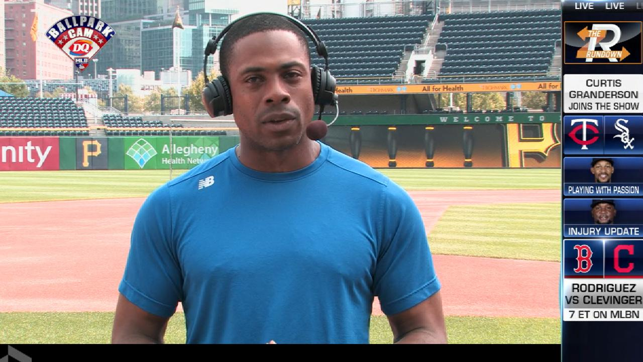 Granderson on The Rundown