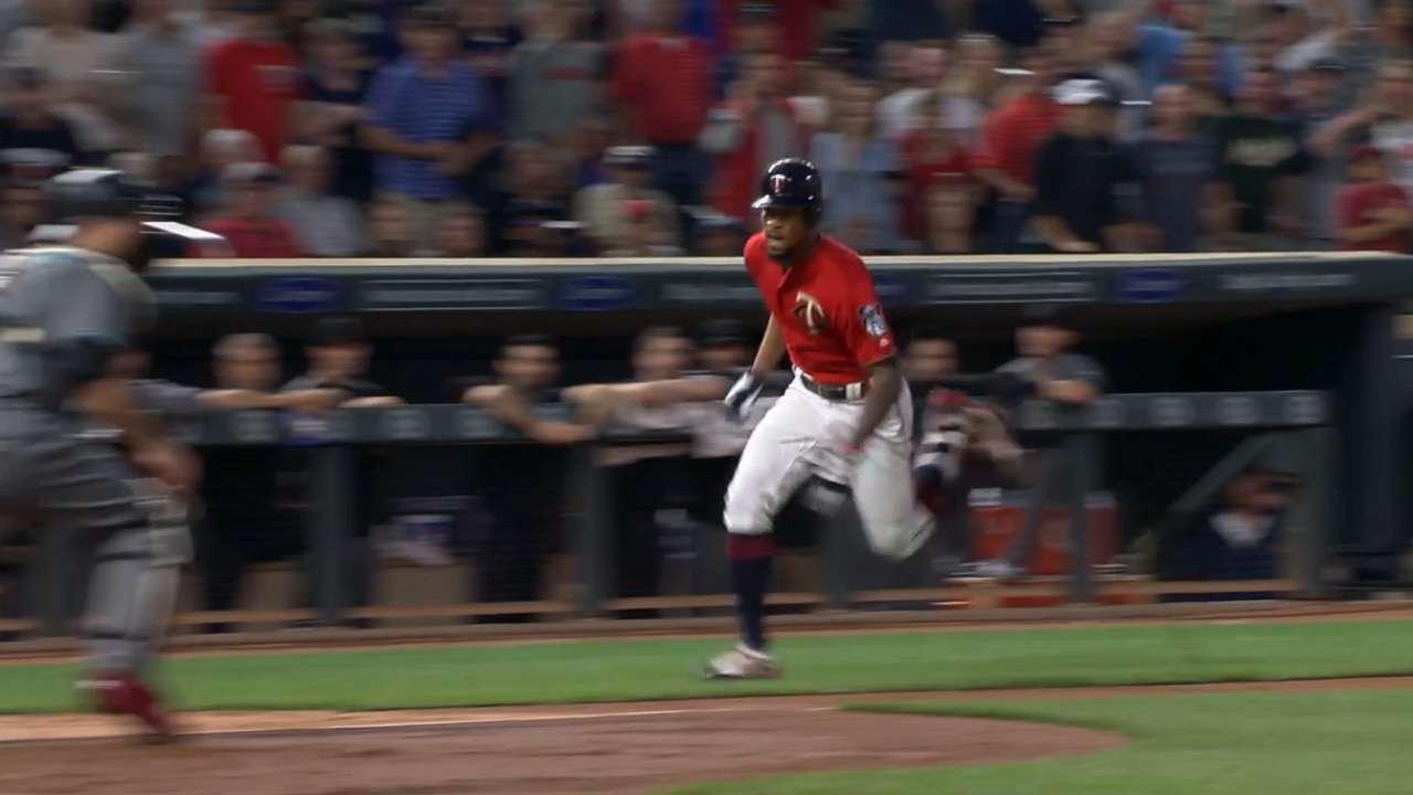 MLB Tonight: Buxton's impact