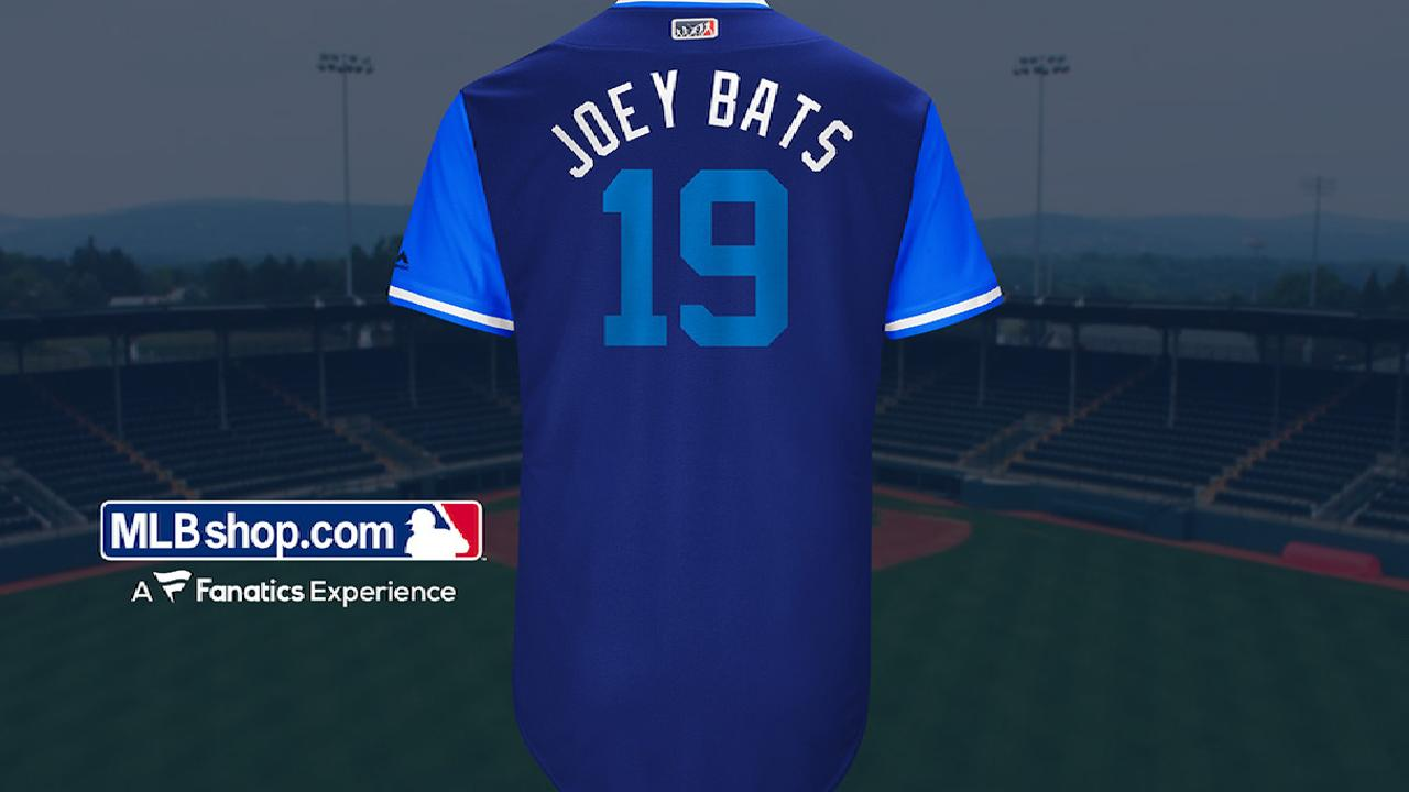 Joey Bats to be big part of Players Weekend
