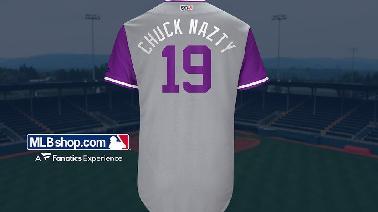 Highlighting Chuck Nazty