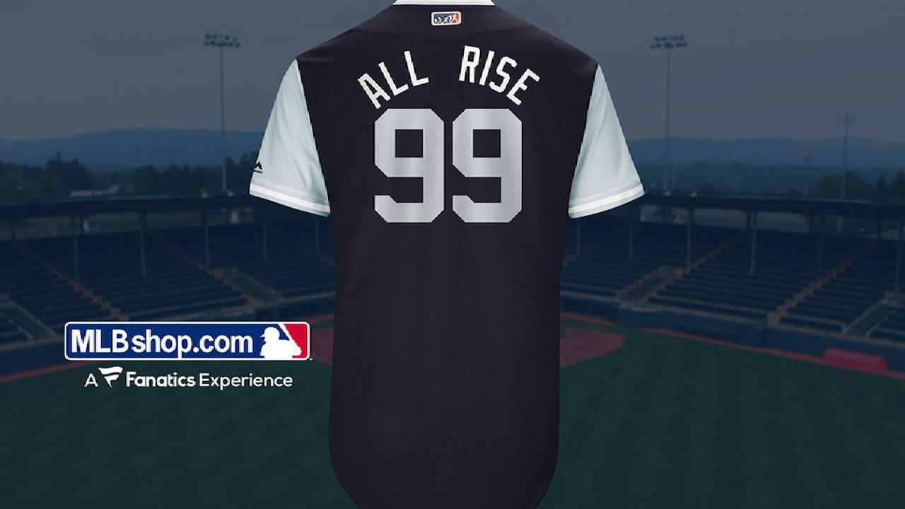Players Weekend: All Rise