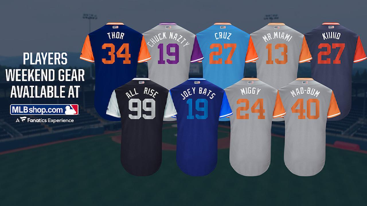 7f3d44c2eb4 Players Weekend  Colorful cast of characters