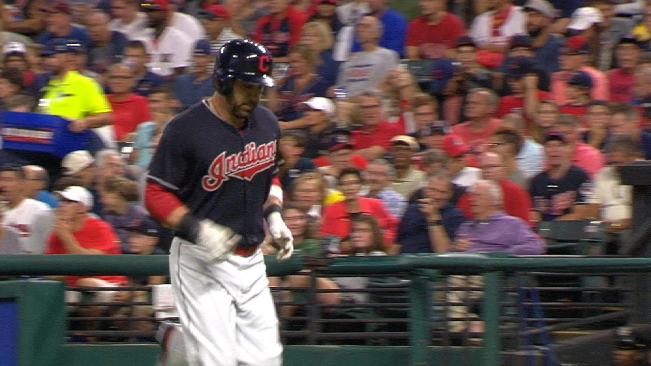 Kipnis exits with an injury