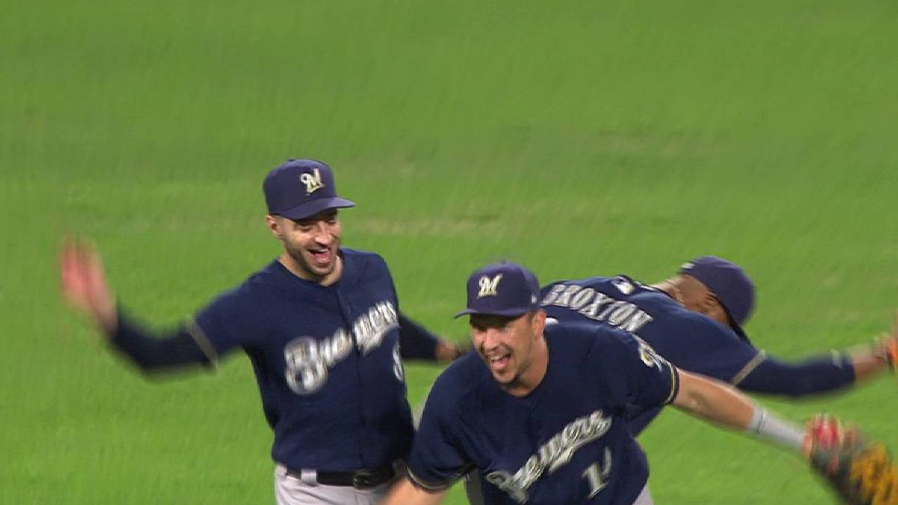 Knebel notches the save