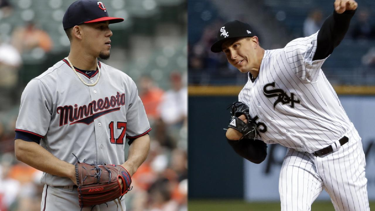 Berrios, Holland to clash in series finale