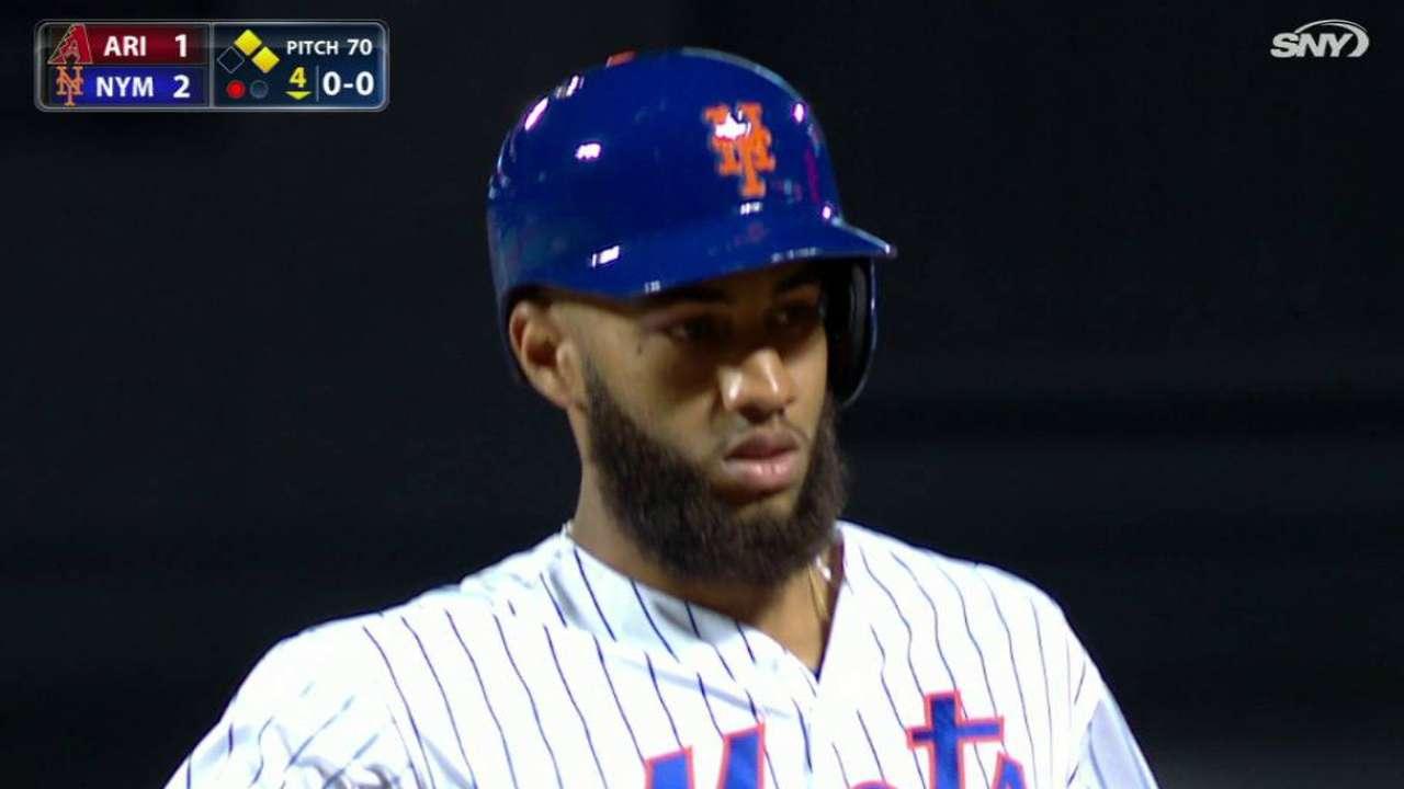 Novatos de los Mets doblegan a los D-backs