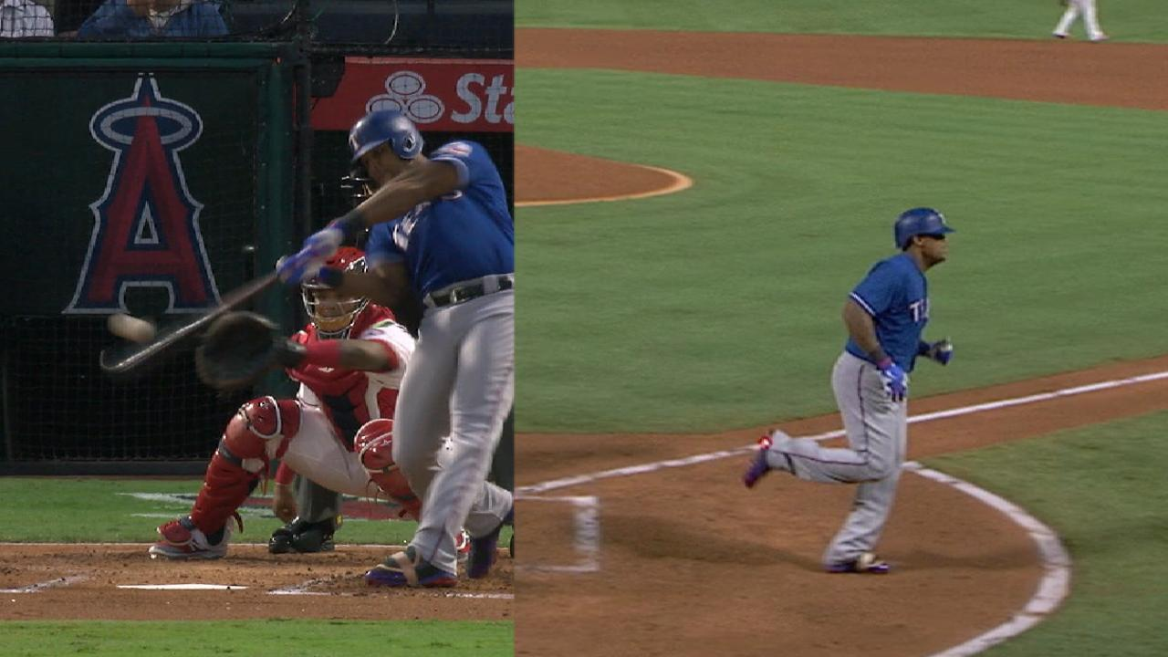 Beltre's two-homer game