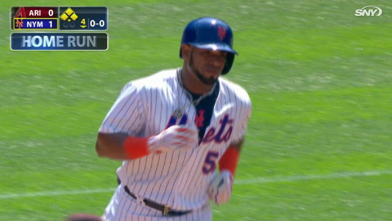 Descomunal jonrón de Céspedes no salva a los Mets