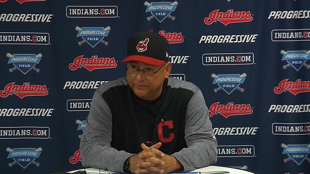 Francona on win over Red Sox