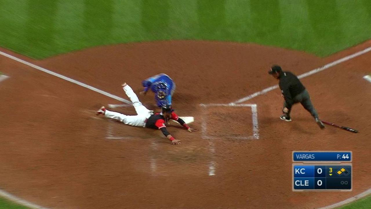 'Gio' lines an RBI double