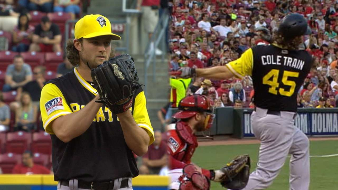 Castillo, Cole set for rematch as rosters expand